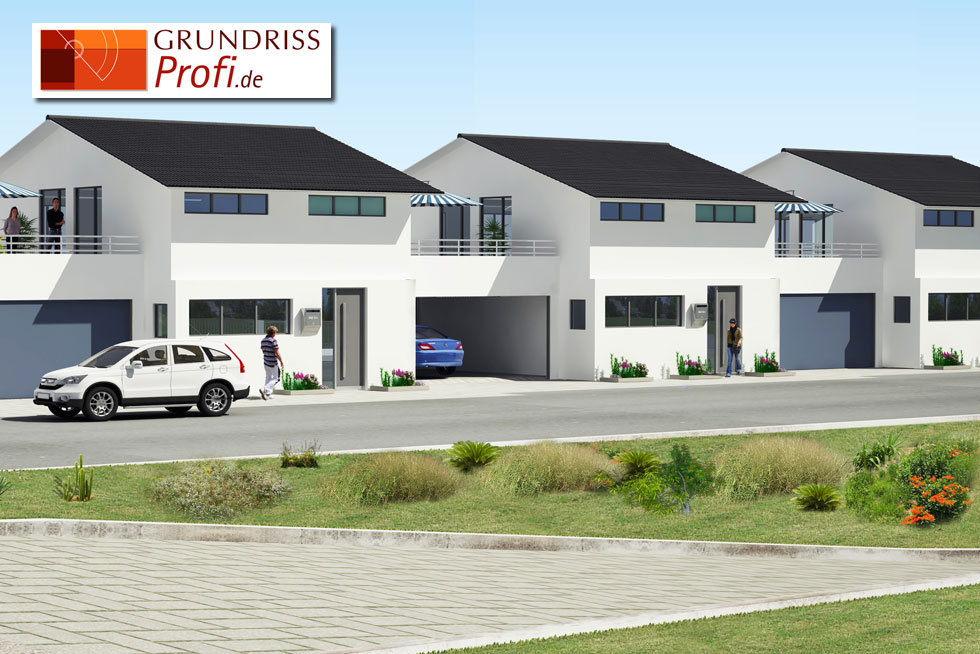 Immobilien in 3D 3